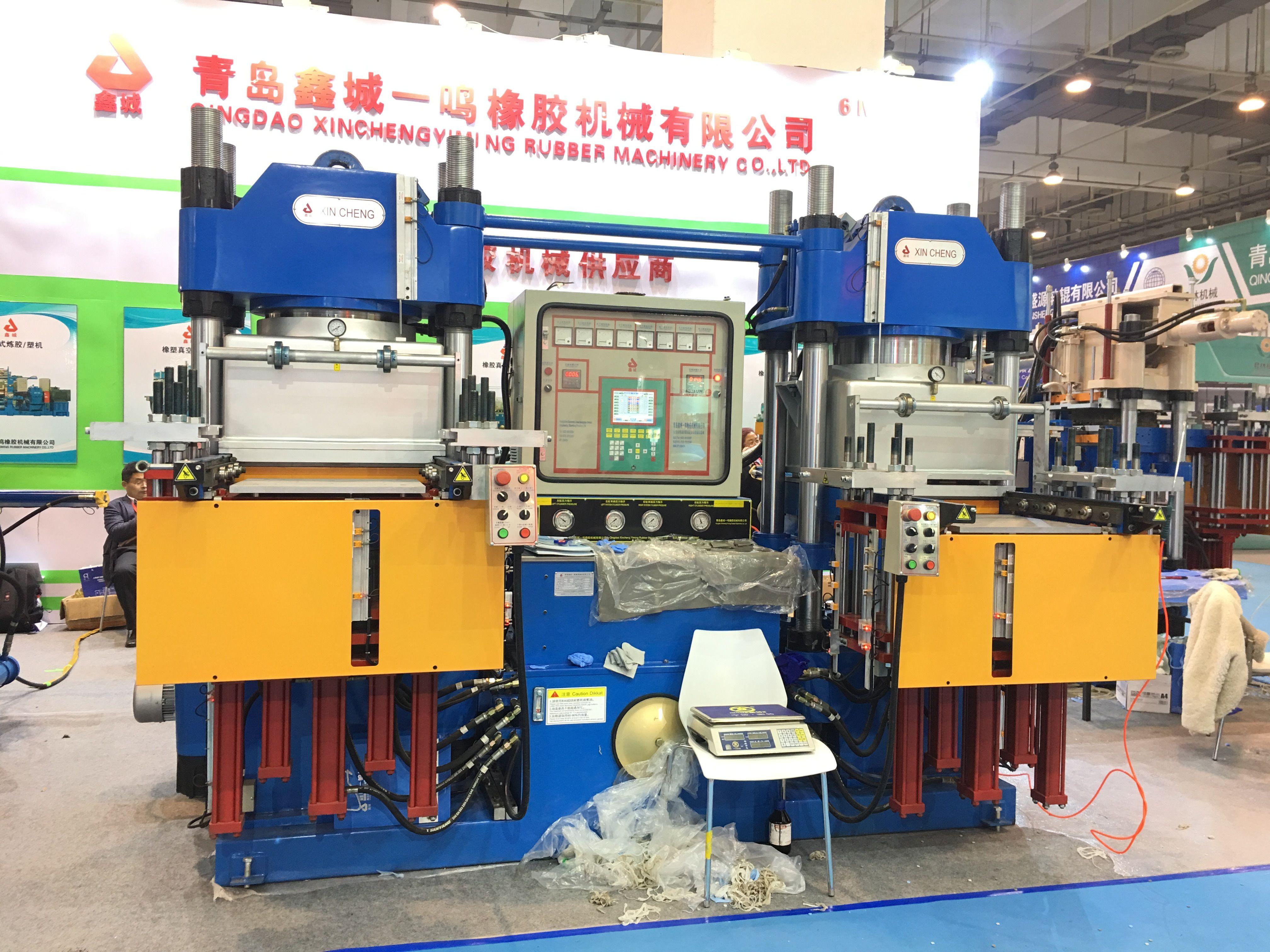 JC-RH series rubber injection molding machine