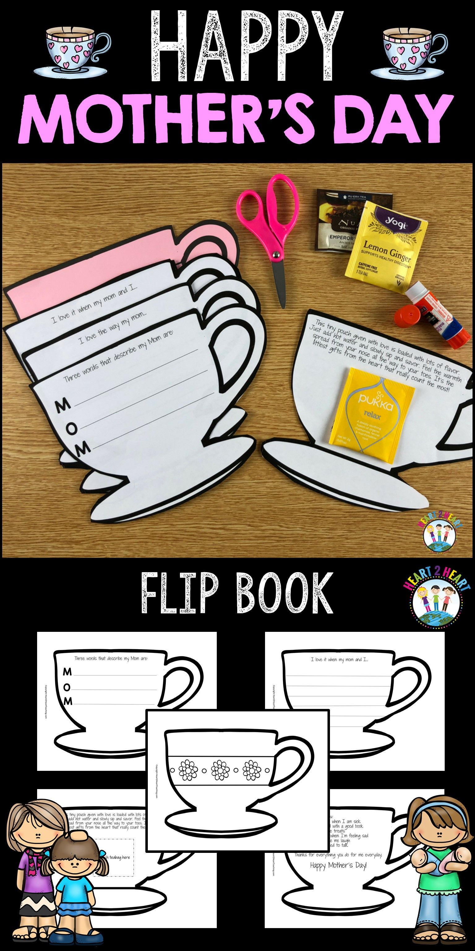 mothers day flip book - 736×1472
