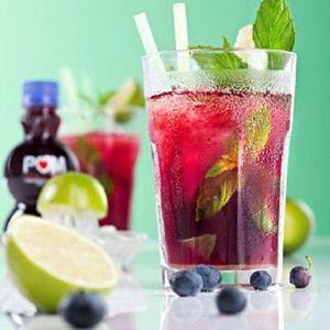 Cocktail sans alcool fait maison