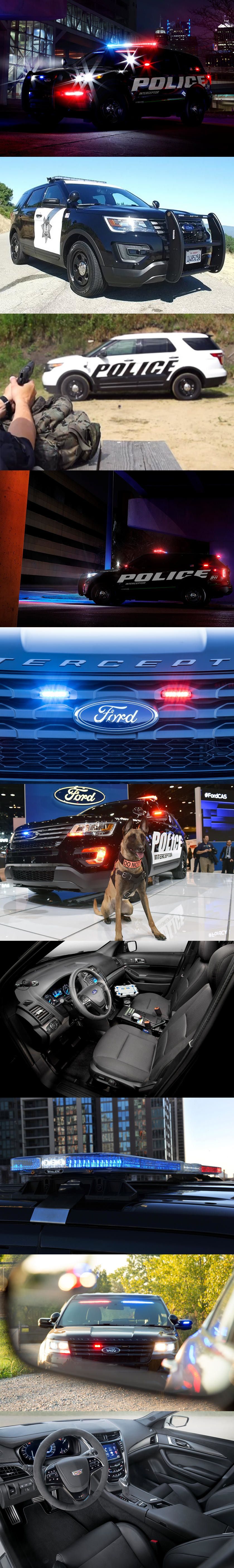 2020 Ford Interceptor Utility Is Officially Americas Fastest Cop Car