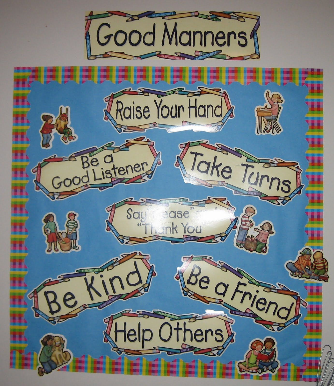 Posters For Preschool Classrooms