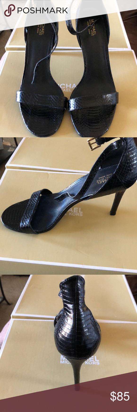 Michael kors shoes heels, Heels