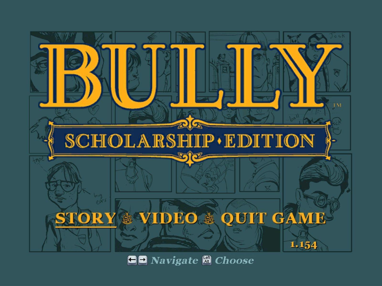 Similiar Bullworth Wallpaper Hd Keywords Bullying Latest