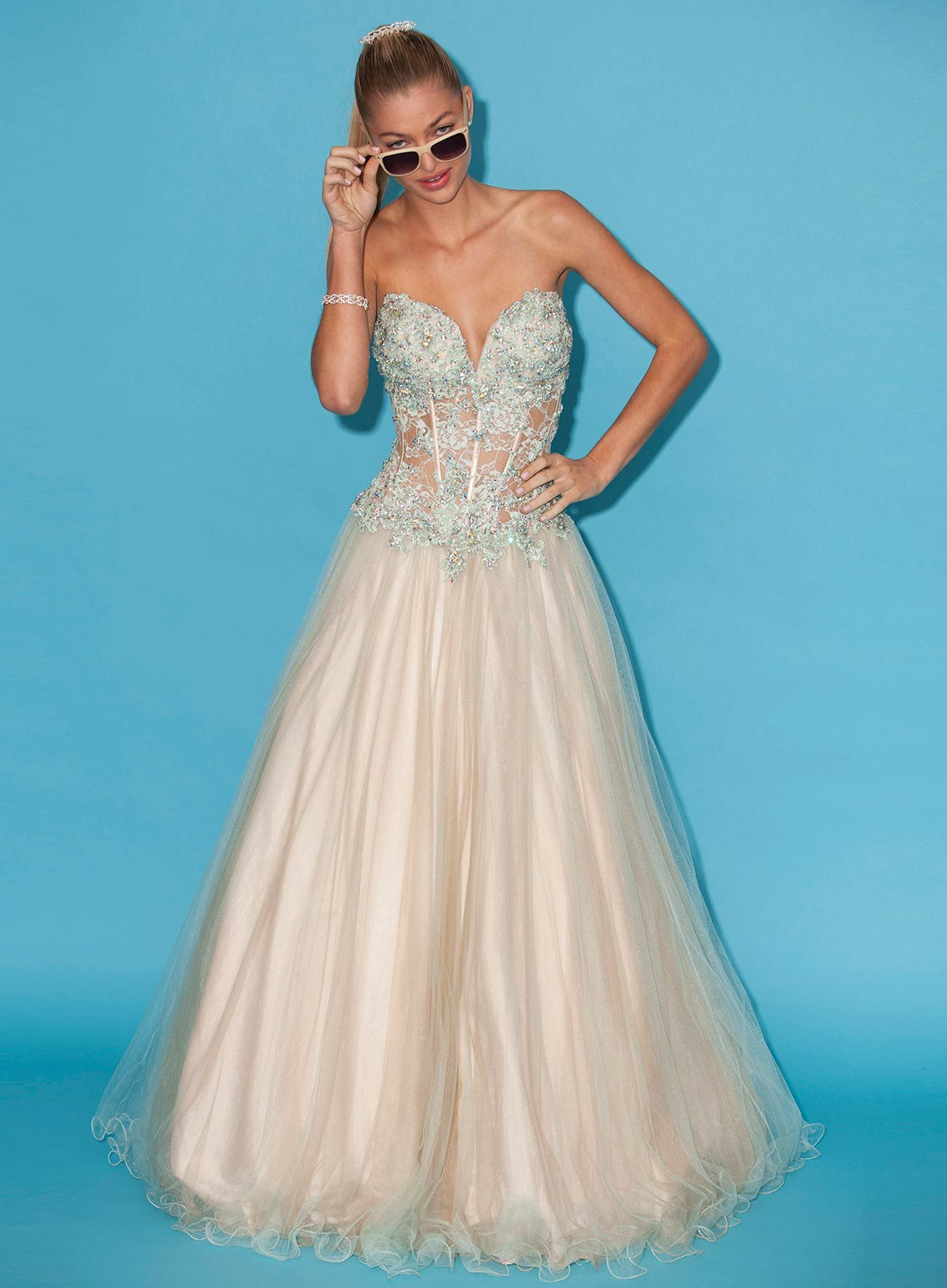 Jovani Prom Dresses 2014 - Available at CC\'s Boutique Tampa, Call ...