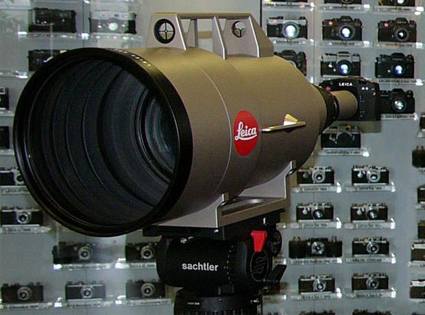 The World's Most Expensive Camera Lens
