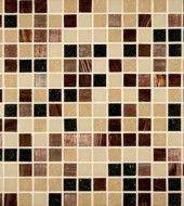 Ms International Myrtle 12 In Desert Sunset Mosaic Mesh Mounted Gl Floor Wall Tiles