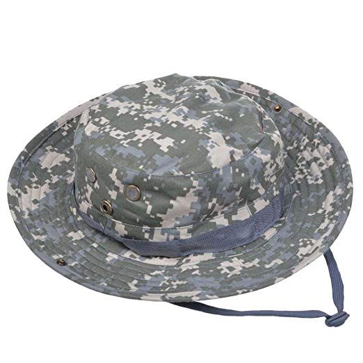 ZAPT Tactical Head Wear Boonie Hat Cap Wargame Sports Hunting Fishing  Outdoor Hat Camouflage Caps cbad8b527972