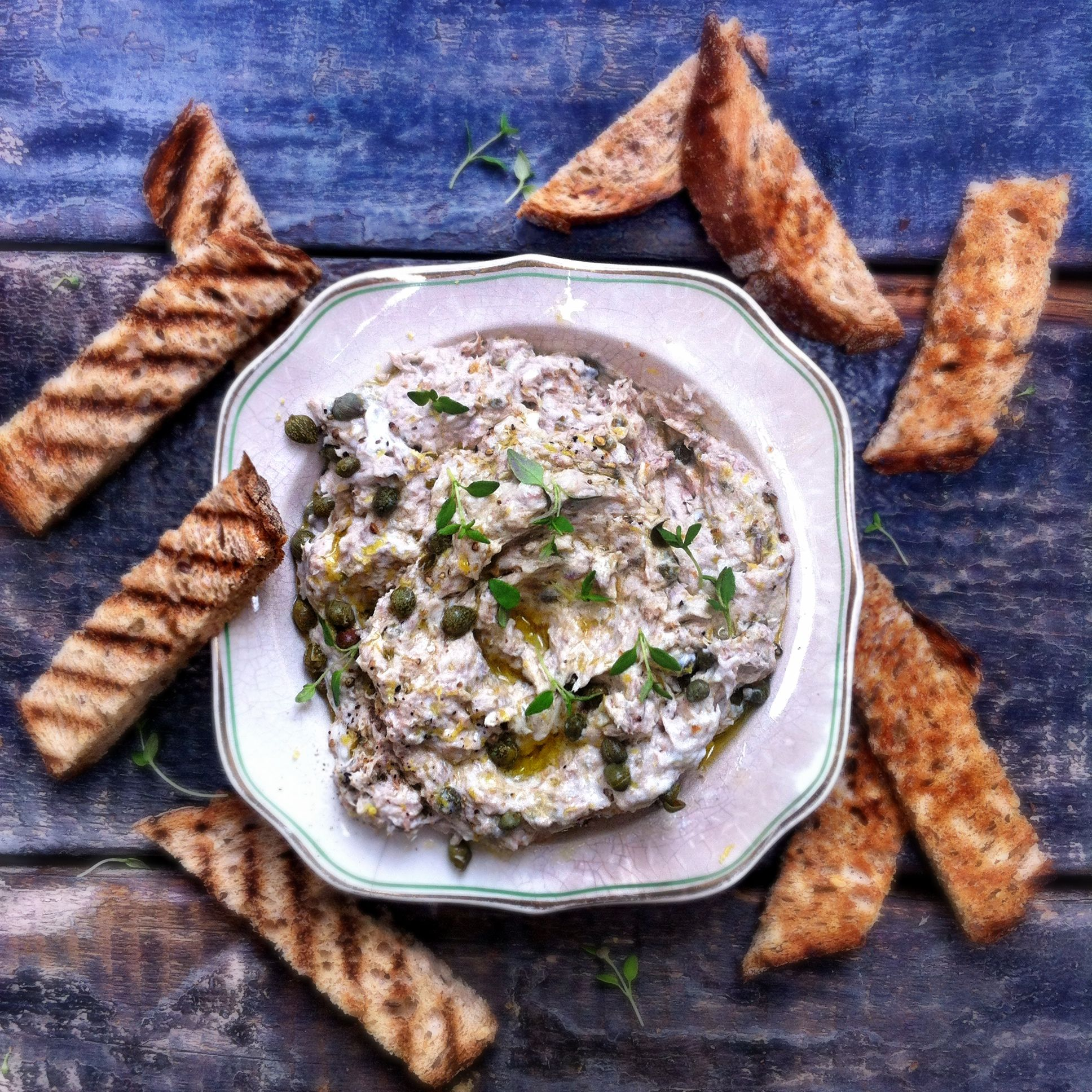 For a quick but super delicious starter make a quick mackerel pate lemon forumfinder Images