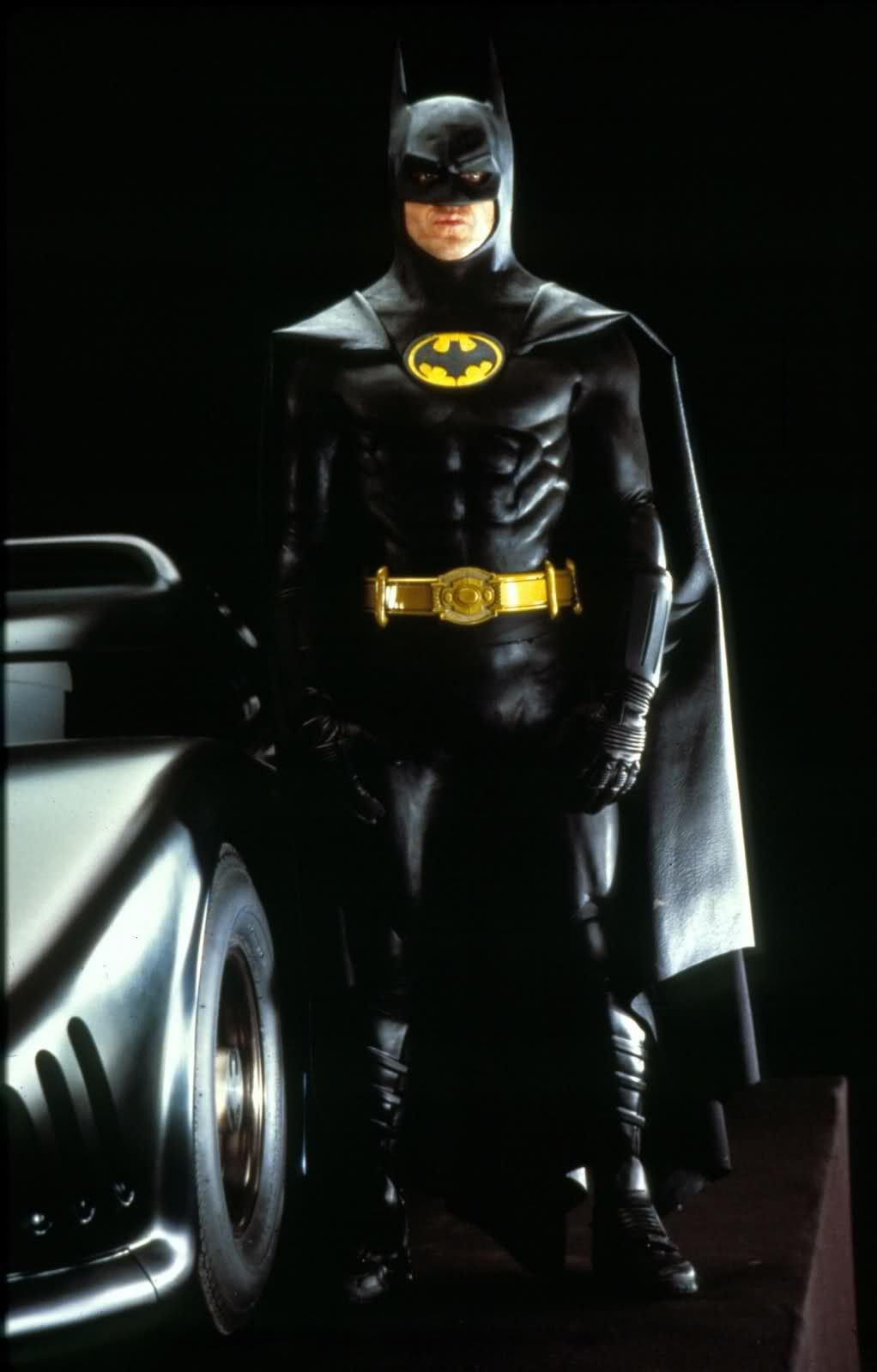 Michael Keaton as Batman 1989-92