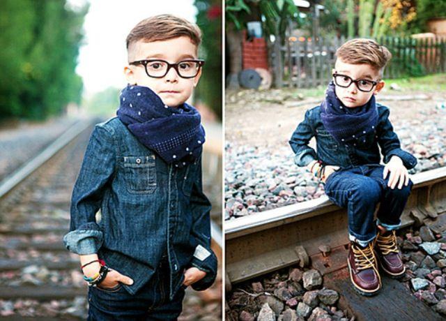 Little fashionista / kids fashion