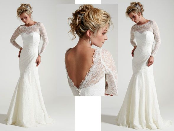 The Lovely Dress Julia By So Sassi With Long And Shape Available At Bridal Gown Otley Leeds