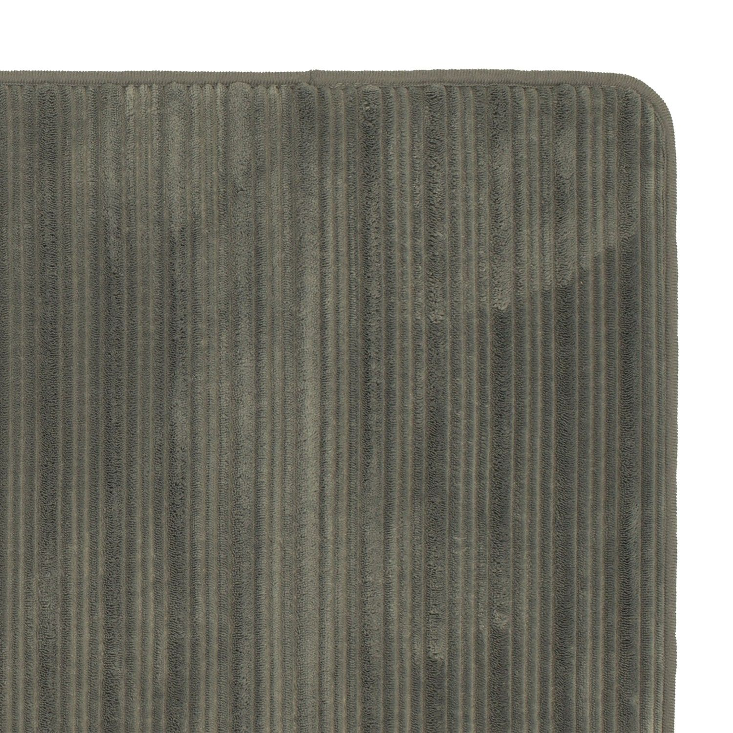 Mohawk Home Hi Low Stripe Memory Foam Bath Rug Stripe Home