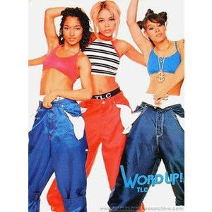 Ladies 90s Hip Hop Fashion on Pinterest