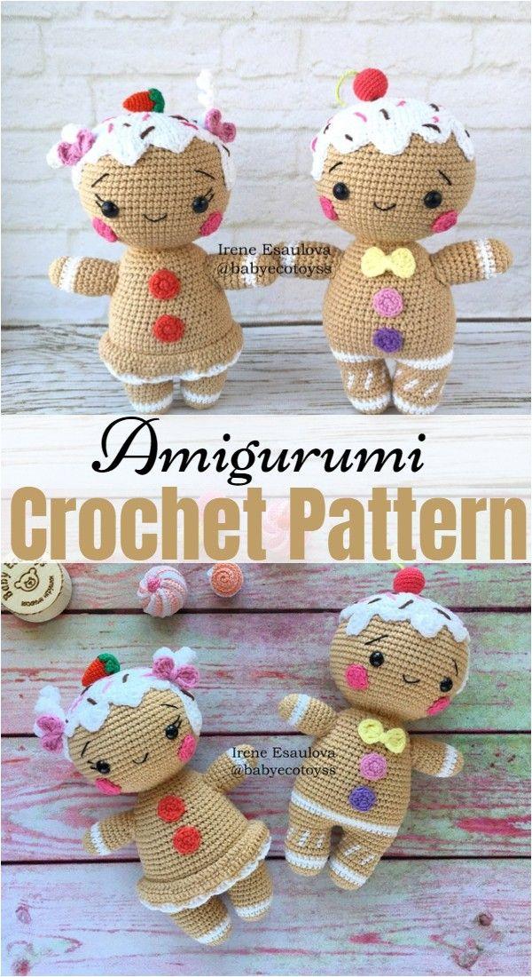 Latest And Amazing Free Crochet Amigurumi Patterns For Your Children #freeamigurumipatterns