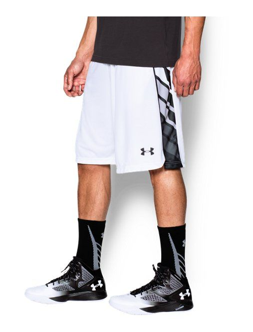 Under Armour Mens Select Basketball Shorts