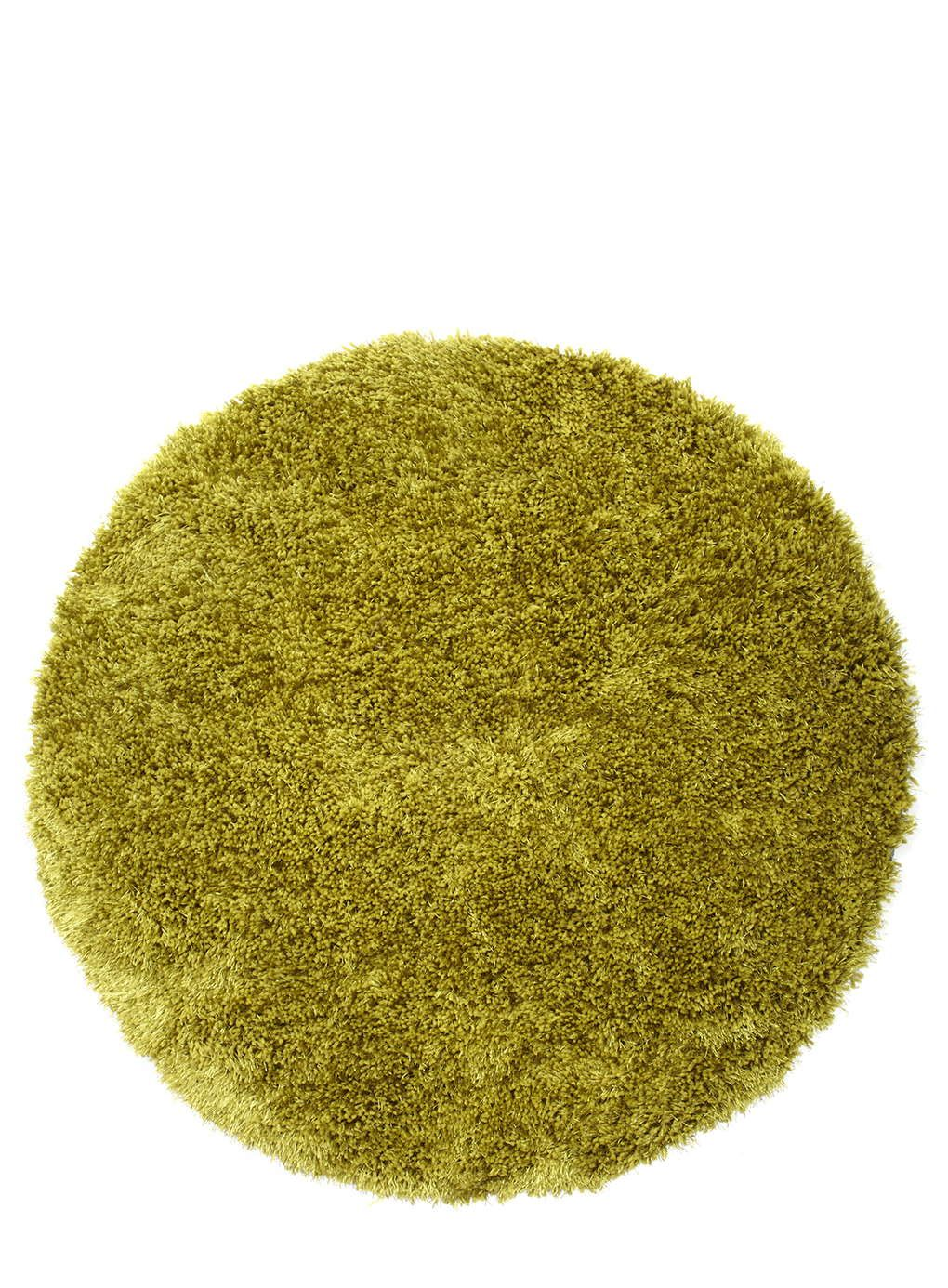 Lime Sumptuous Circle Rug   Home and Garden   Pinterest