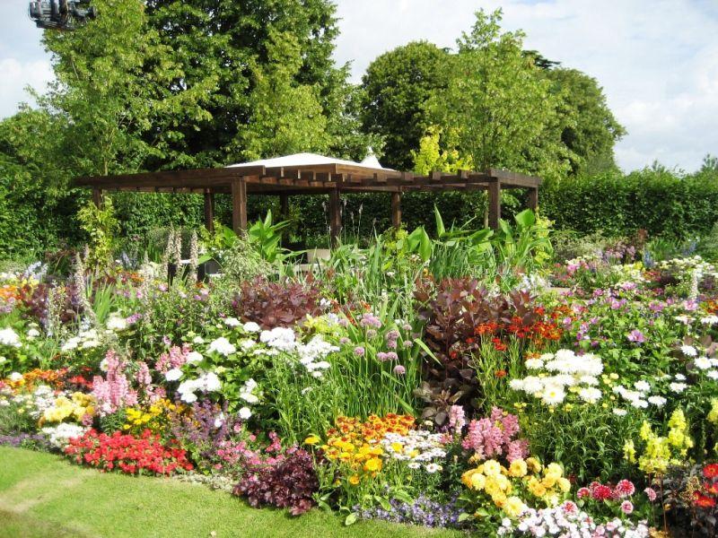 Landscaping Ideas For Large Gardens - http://blewah.xyz/091233 ...