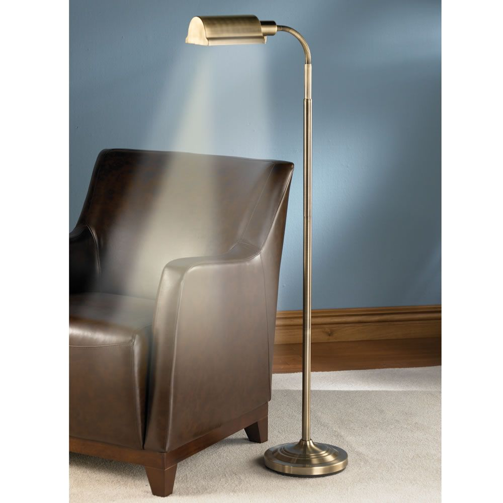 Protect your vision with reading lamp in 24  Cool floor lamps
