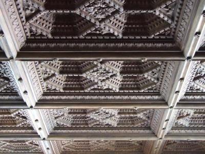 architectural salvage from addison mizner's la ronda (bryn mawr