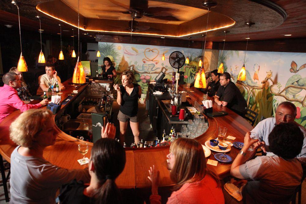 Enzian Cinema and Eden Bar James Bond NYE party