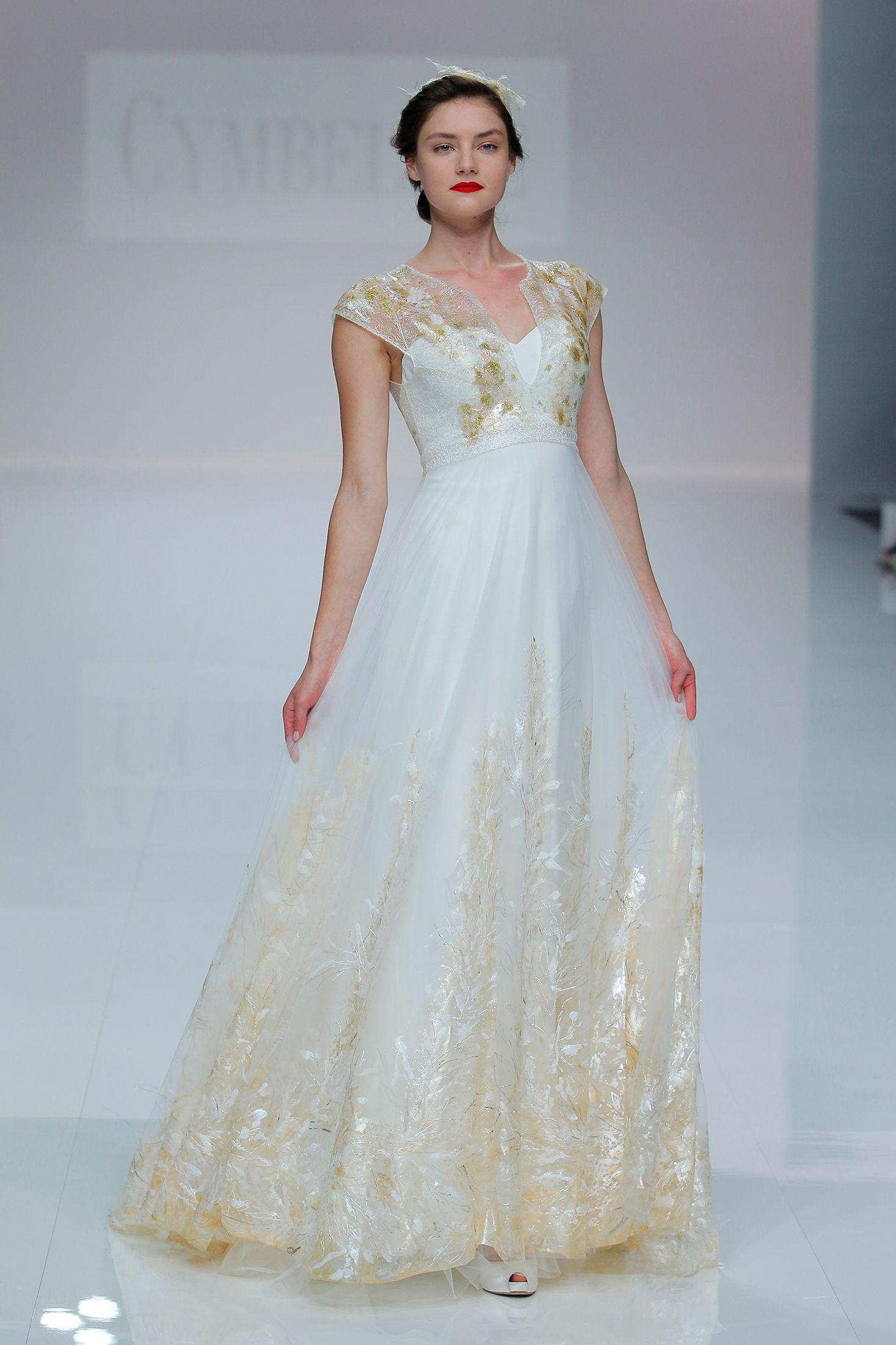 Vestido de Novia de Cymbeline - CY 090 #wedding #bodas #boda ...