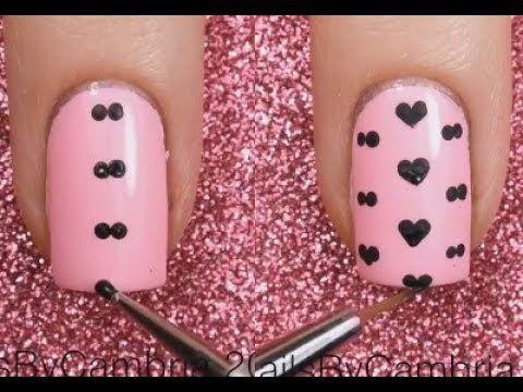 Pin En Nail Art Designs