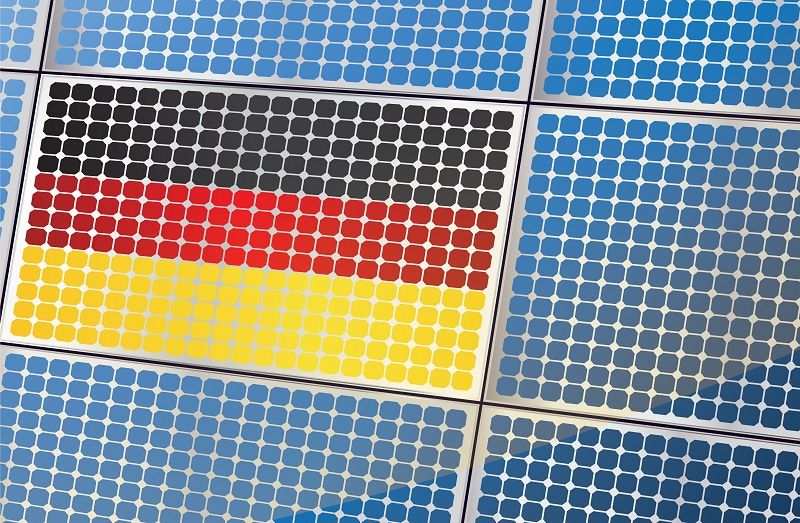 Germany Solar Power >> How Germany Became A Solar Superpower Solar Faq Pinterest