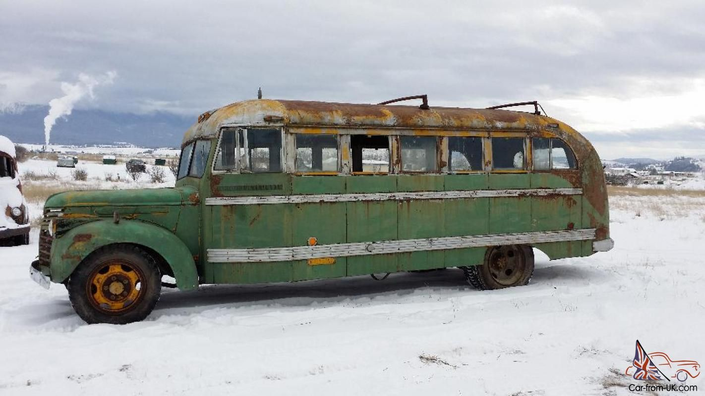 Pin by TJ Bevan on OLD BUSES | Pinterest | Rats, School buses and Kustom