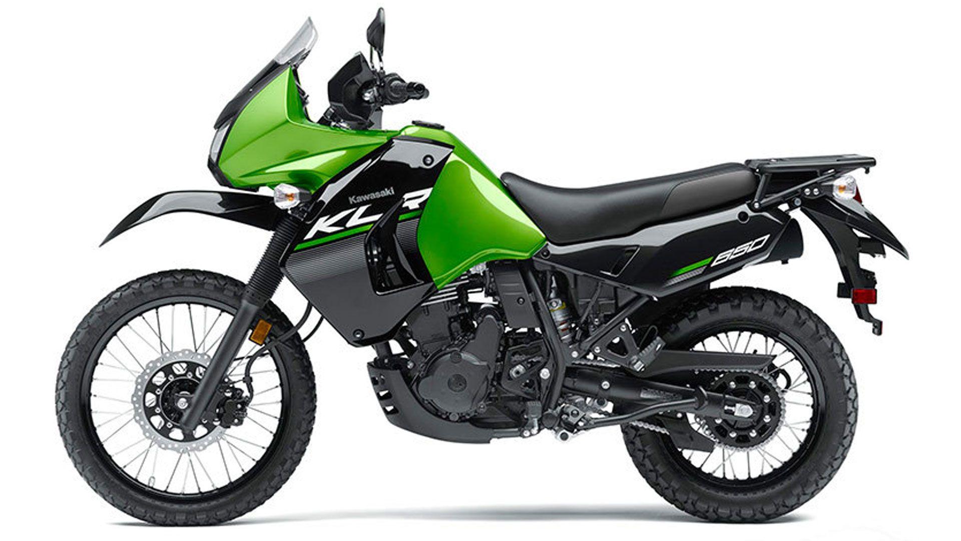 2014 Kawasaki KLR 650 Special Edition Full Specs