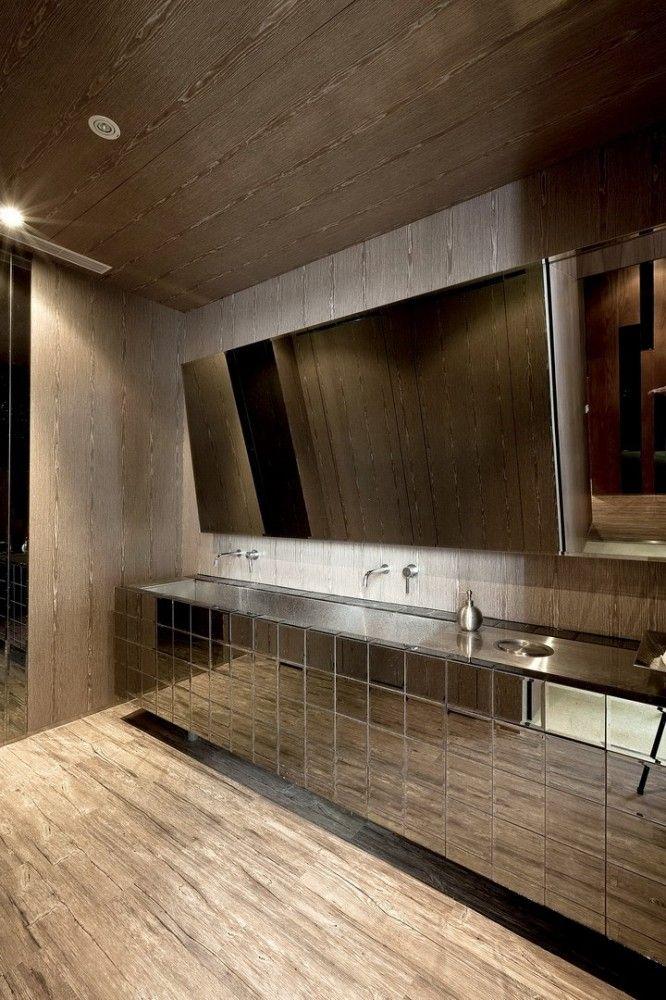 Galer a de summit housing sales center lab modus 20 - Commercial interior design codes ...