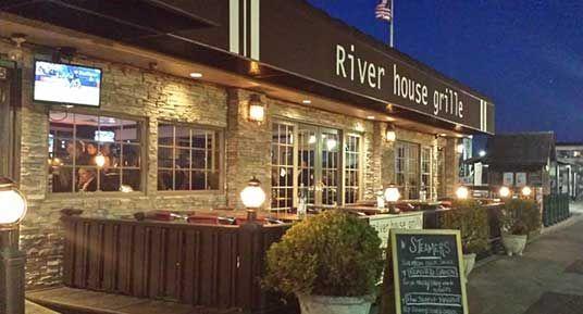River House Grille Outdoor Activities Summer Winter In 2018