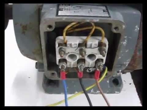 Arranque Estrella Triángulo Instalación Conexión De Maniobra 2 X2f 10 Youtube Motor Trifasico Motores Motor Eléctrico