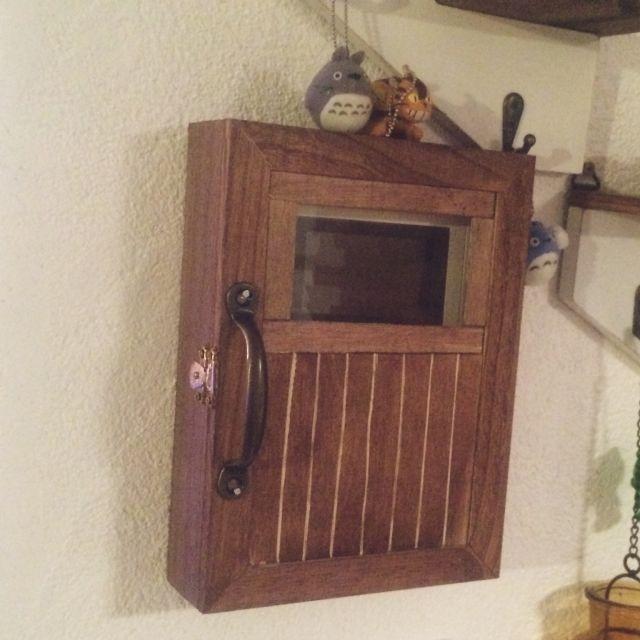 大人気のseria セリア でお部屋をプチリメイクしたインテリア写真