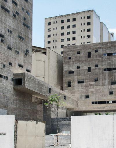 Praça das Artes,São Paulo, Brazil  / Brasil Arquitetura  / Photographed by gaf.arq #arquitectonico