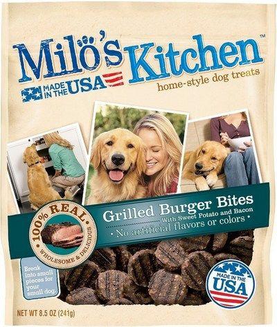 Smucker Recalls Milo S Kitchen Dog Treats March 2018 The Pack