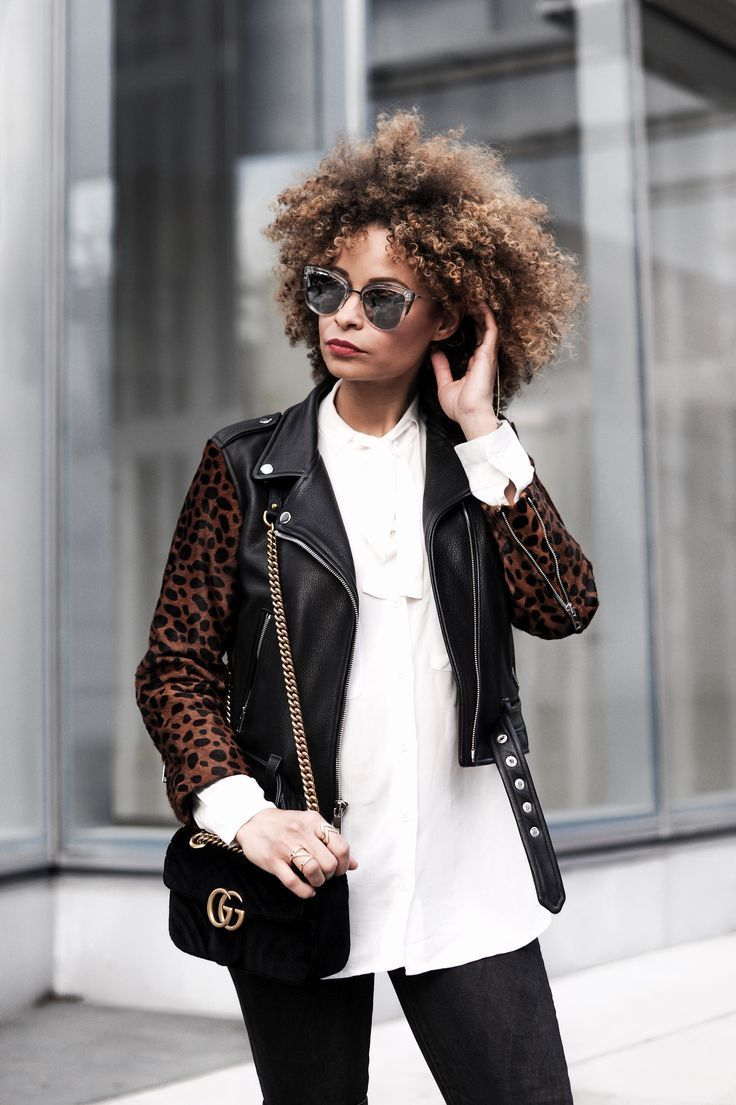 The Moto Jacket, the perfect outfit that creates a professional look while still The Moto Jacket, the perfect outfit that creates a professional look while still...