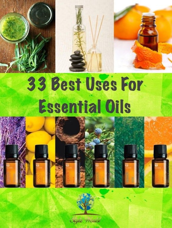 Wondering The Best Uses For Essential Oils? We Have 33 Amazing Things Where Epoch Essential Oils Can Help You In Your Life