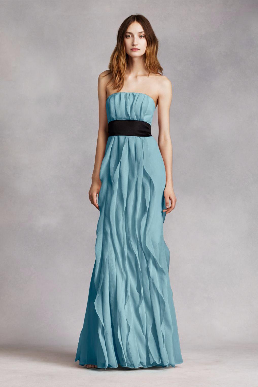 My Bridesmaid dress (color MIST) | dresses✨ | Pinterest