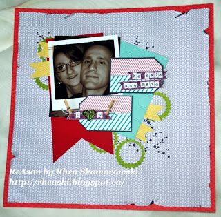 Catherine and Cathy Create Sept 2013 challenge: Use Chevrons! Link up now!