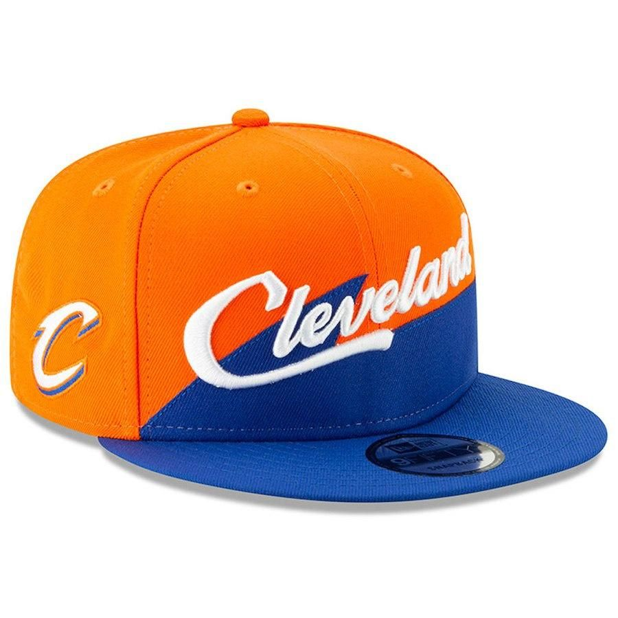 1afc7d26384 Cleveland Cavaliers NBA18 City Series 9FIFTY Snapback Hat By New Era ...