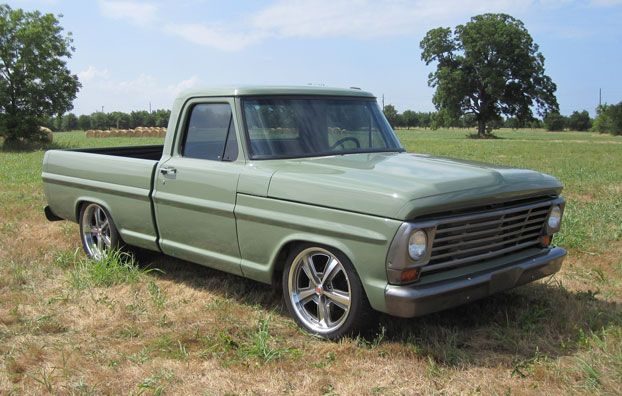 Ford Pickup Ford Pickup Gas Monkey