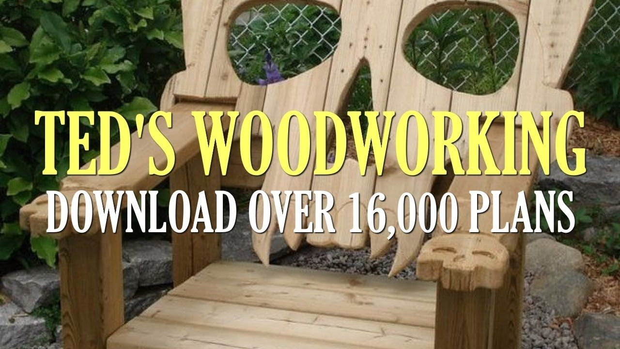 Teds Woodworking Plans Pdf Review Projects Download Ted Mcgrath Youtube In 2020 Woodworking Plans Pdf Woodworking Plans Beginner Downloadable Woodworking Plans