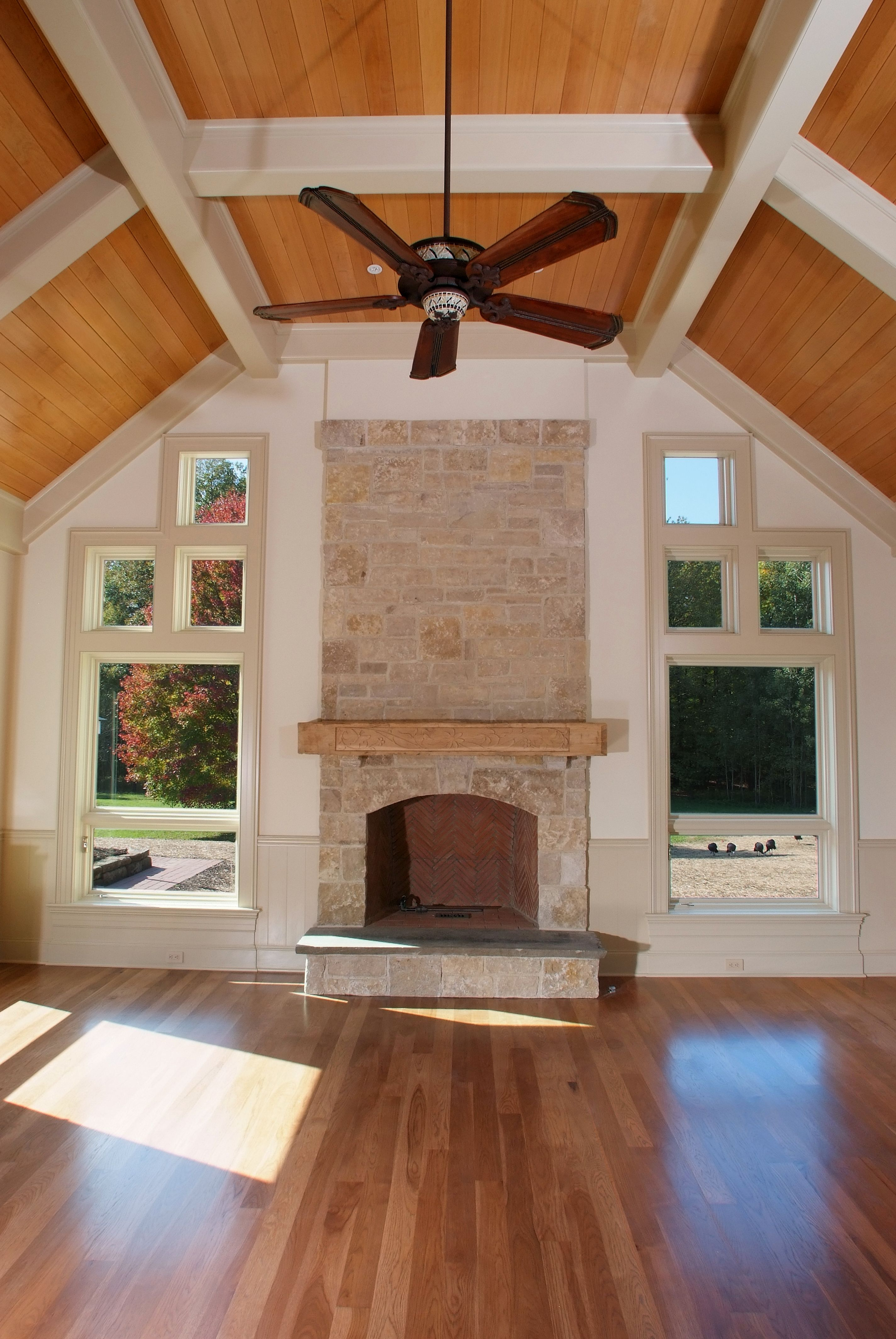 4 maple tongue and groove coffered flooring on ceiling on floor and decor id=88663