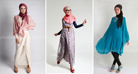 Model Busana Muslim Wanita Modern Korea Style Contoh Model Baju Muslim Terbaru 2016 Baju Muslim Gaya Busana Wanita