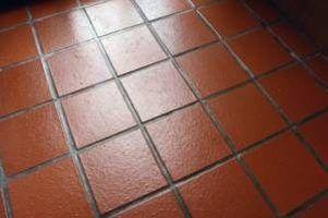 How To Paint Quarry Tiles In 2020 Quarry Tiles Tile
