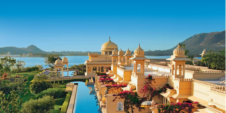 ¿Quiere vivir en un palacio? tienes que venir a Udaipur y conocer el mejor Resort del Mundo, te promete una estadía soñada.