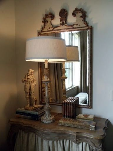 """what a great idea, taking a nice hall table or perhaps my nice desk and add a skirt that would hide the printer and actually make it look amazing. love being spurred on by others """"good"""" taste."""