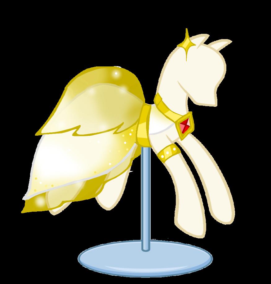 Gold Glitter Dress Adopt By Cordeliachan On Deviantart My Little Pony Dress Gold Glitter Dress Glitter Dress