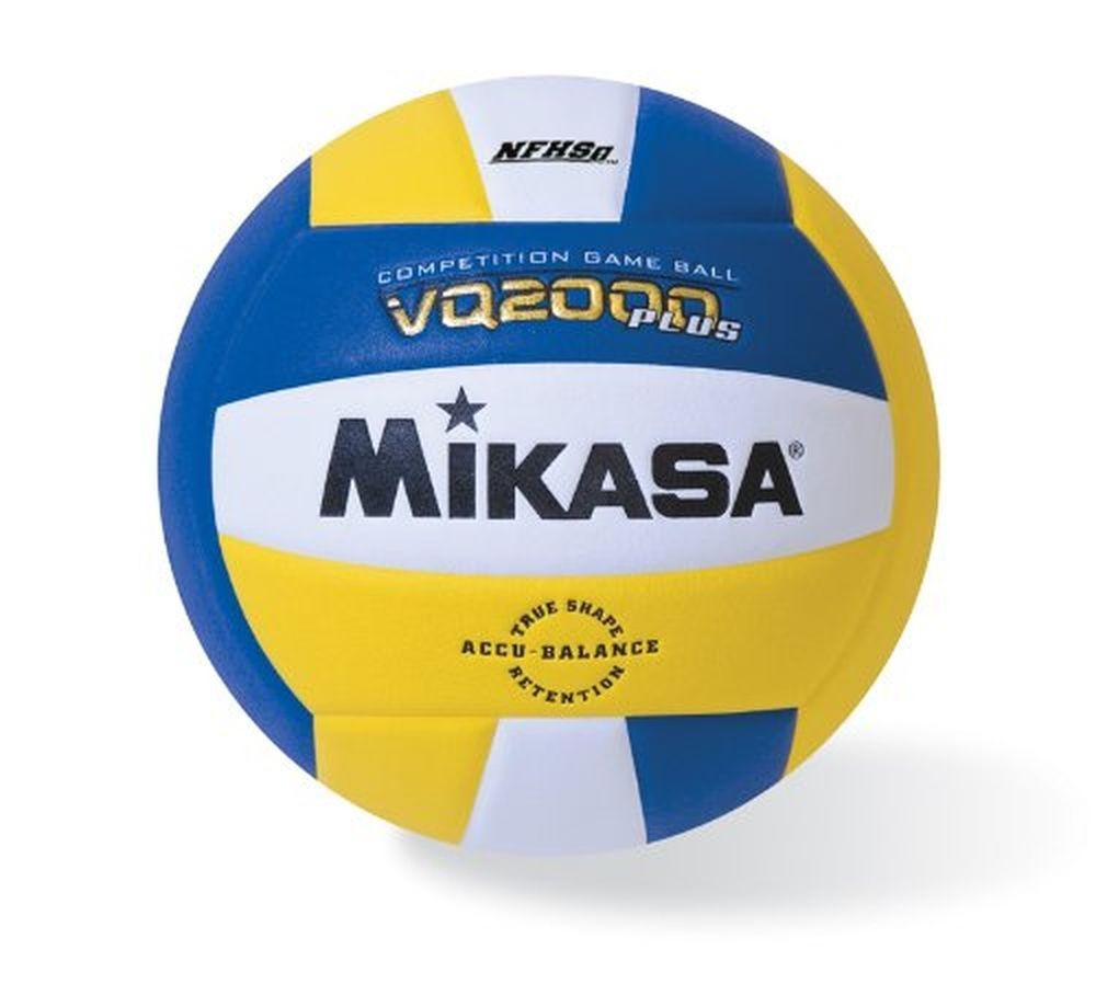Mikasa Vq2000 Micro Cell Volleyball Royal Gold White New Ebay Link Volleyballs For Sale Indoor Volleyball Volleyball
