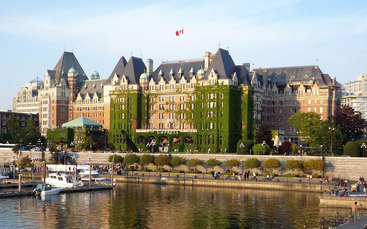 2009 0605 Thefairmontempress Jpg Empress Hotel Victoria Canada